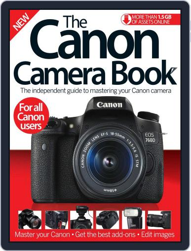 The Canon Camera Book Magazine (Digital) January 1st, 2016 Issue Cover