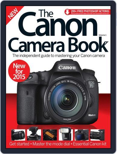 The Canon Camera Book Magazine (Digital) January 7th, 2015 Issue Cover