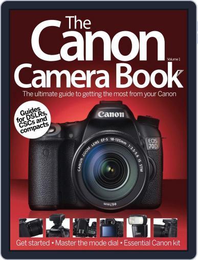 The Canon Camera Book Magazine (Digital) January 17th, 2014 Issue Cover