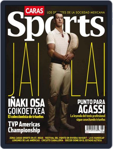 Caras Sports July 1st, 2014 Digital Back Issue Cover