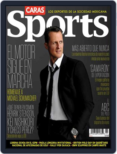 Caras Sports February 7th, 2014 Digital Back Issue Cover