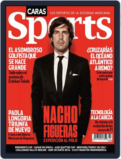 Caras Sports October 6th, 2013 Digital Back Issue Cover