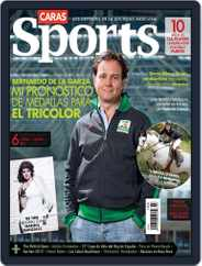 Caras Sports Magazine (Digital) Subscription July 8th, 2012 Issue
