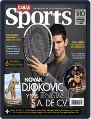 Caras Sports Magazine (Digital) Subscription May 1st, 2012 Issue