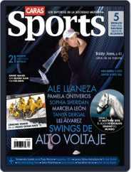 Caras Sports Magazine (Digital) Subscription December 11th, 2011 Issue