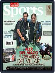 Caras Sports Magazine (Digital) Subscription August 7th, 2011 Issue