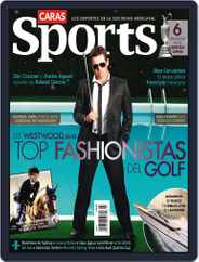 Caras Sports Magazine (Digital) Subscription July 11th, 2011 Issue