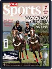 Caras Sports Magazine (Digital) Subscription June 14th, 2011 Issue