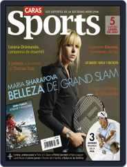 Caras Sports Magazine (Digital) Subscription May 13th, 2011 Issue