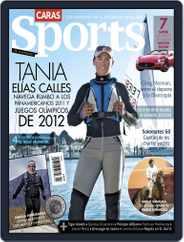 Caras Sports Magazine (Digital) Subscription April 7th, 2011 Issue