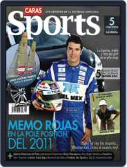 Caras Sports Magazine (Digital) Subscription January 5th, 2011 Issue
