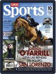 Caras Sports Magazine (Digital) Subscription December 14th, 2010 Issue