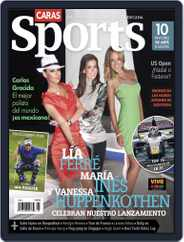 Caras Sports Magazine (Digital) Subscription August 12th, 2010 Issue