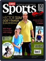 Caras Sports Magazine (Digital) Subscription June 15th, 2010 Issue