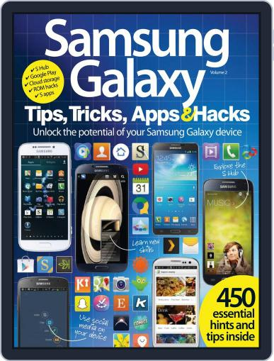 Samsung Galaxy Tips, Tricks, Apps & Hacks January 30th, 2014 Digital Back Issue Cover