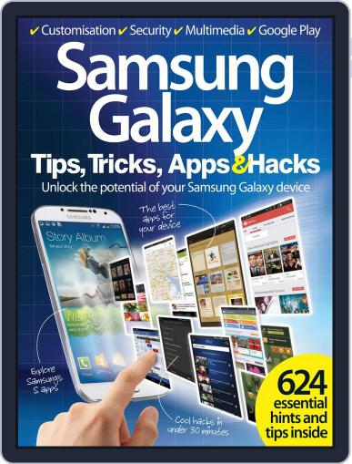 Samsung Galaxy Tips, Tricks, Apps & Hacks September 13th, 2013 Digital Back Issue Cover