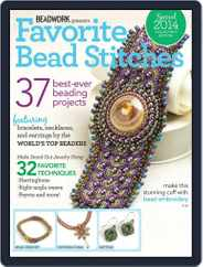 Favorite Bead Stitches Magazine (Digital) Subscription April 9th, 2014 Issue