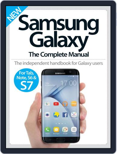 Samsung Galaxy: The Complete Manual Magazine (Digital) September 23rd, 2016 Issue Cover