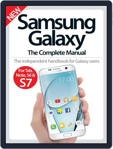 Samsung Galaxy: The Complete Manual Magazine (Digital) June 1st, 2016 Issue Cover