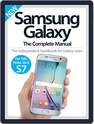 Samsung Galaxy: The Complete Manual Magazine (Digital) April 1st, 2016 Issue Cover