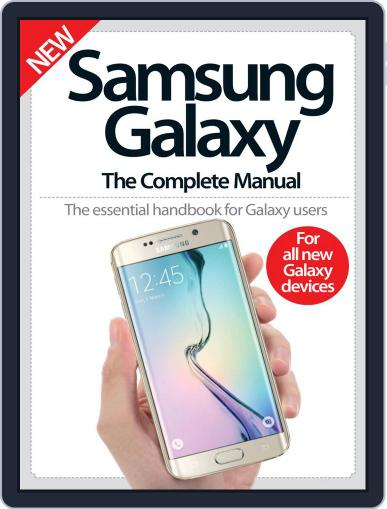 Samsung Galaxy: The Complete Manual Magazine (Digital) March 20th, 2015 Issue Cover
