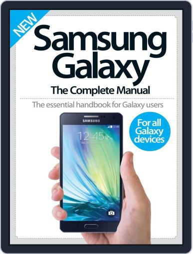 Samsung Galaxy: The Complete Manual Magazine (Digital) December 23rd, 2014 Issue Cover
