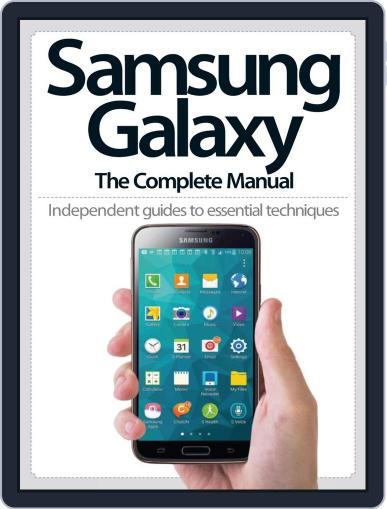 Samsung Galaxy: The Complete Manual Magazine (Digital) June 11th, 2014 Issue Cover