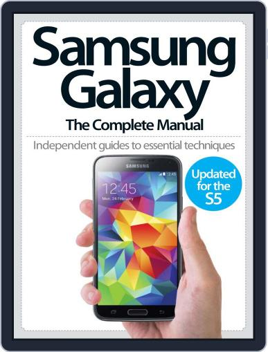 Samsung Galaxy: The Complete Manual Magazine (Digital) March 19th, 2014 Issue Cover