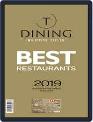 Philippines' Best Restaurants Magazine (Digital) Subscription January 1st, 2019 Issue