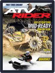 Atv Rider (Digital) Subscription June 7th, 2014 Issue