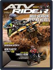 Atv Rider (Digital) Subscription July 1st, 2013 Issue