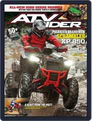 Atv Rider (Digital) Subscription October 16th, 2012 Issue