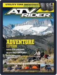 Atv Rider (Digital) Subscription August 21st, 2012 Issue