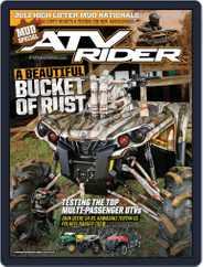 Atv Rider (Digital) Subscription June 21st, 2012 Issue