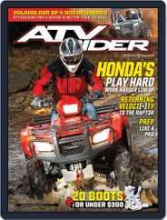Atv Rider (Digital) Subscription April 17th, 2012 Issue