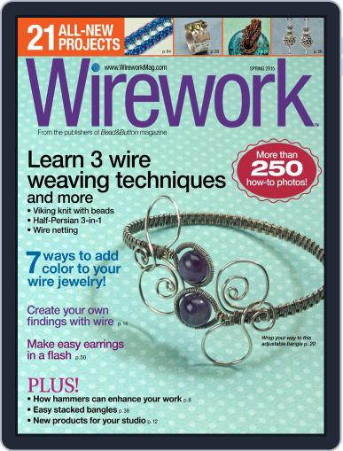 Wirework April 10th, 2015 Digital Back Issue Cover