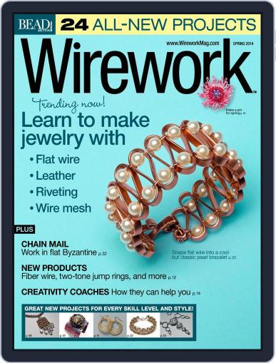 Wirework April 4th, 2014 Digital Back Issue Cover