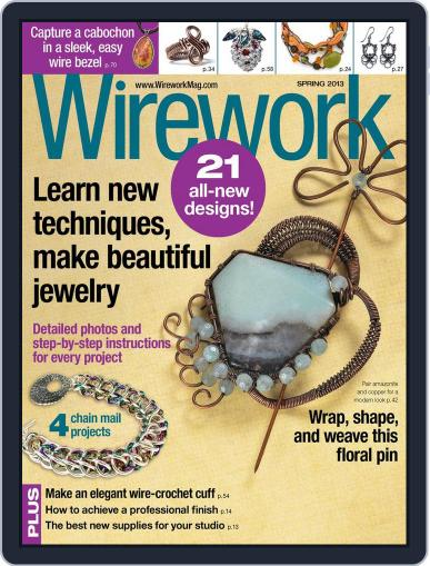 Wirework April 5th, 2013 Digital Back Issue Cover