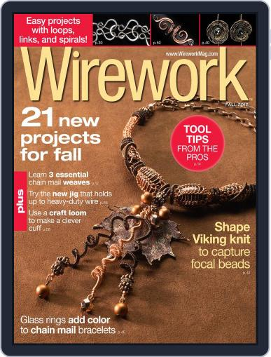 Wirework August 4th, 2012 Digital Back Issue Cover