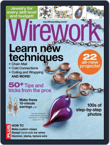 Wirework March 20th, 2012 Digital Back Issue Cover