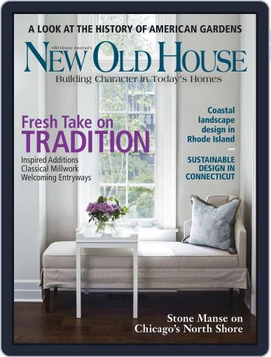 New Old House (Digital) April 1st, 2016 Issue Cover