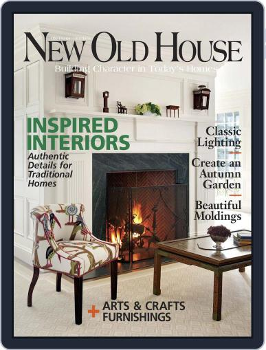 New Old House (Digital) October 1st, 2015 Issue Cover