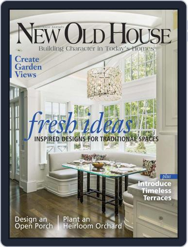 New Old House (Digital) March 24th, 2015 Issue Cover