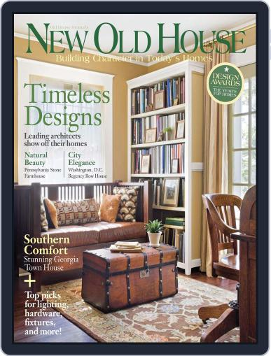 New Old House (Digital) October 6th, 2014 Issue Cover