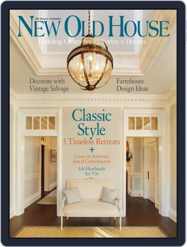 New Old House (Digital) September 24th, 2013 Issue Cover