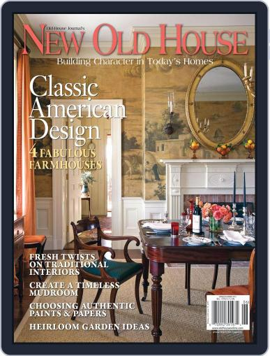 New Old House (Digital) March 26th, 2013 Issue Cover