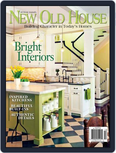 New Old House (Digital) November 28th, 2012 Issue Cover