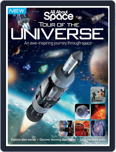 All About Space Tour of the Universe Magazine (Digital) September 9th, 2015 Issue Cover