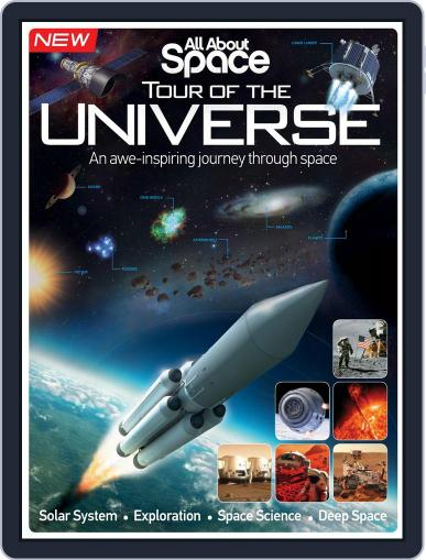 All About Space Tour of the Universe Magazine (Digital) March 4th, 2015 Issue Cover