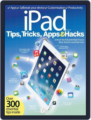 iPad Tips, Tricks, Apps & Hacks Magazine (Digital) February 19th, 2014 Issue Cover